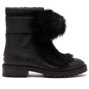 NEW Jimmy Choo Glacie ankle bootie